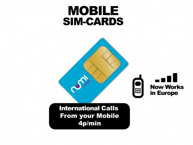 mobile sim cards