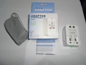 Travel Charger packaging