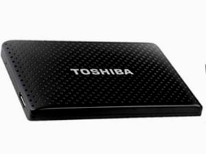 Toshiba External hard drive 500GB