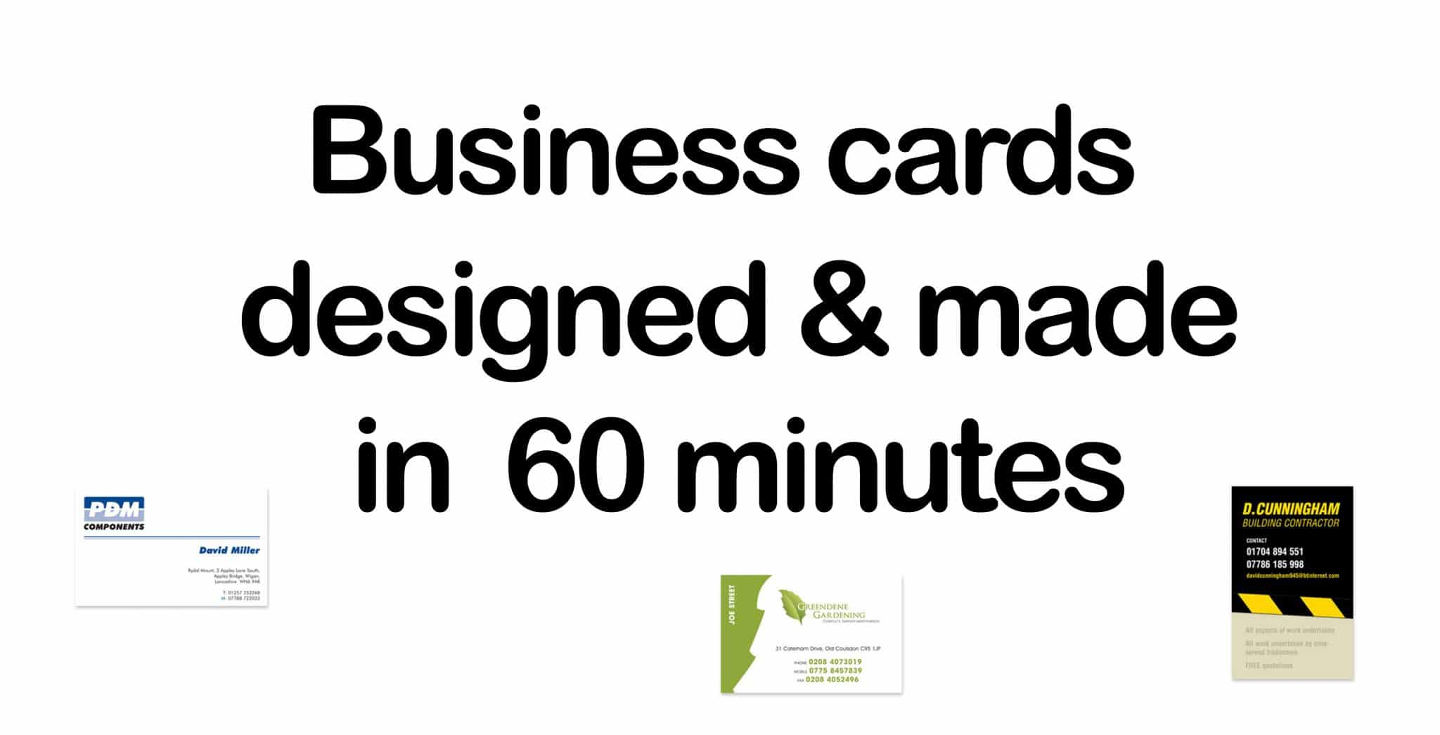 Same day business card > Passport Photos, Printing, Copying ...