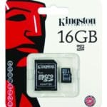 16gb Micro Sd card With Adapter