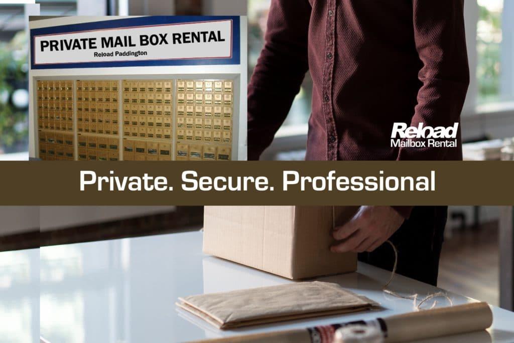 Mailbox Rental in London, Paddington, W2 - Low Cost