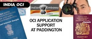 OCI Application Assiatnce