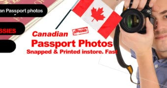 Canadian passport photos