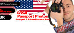 We snap US Passport Photos & US Visa Photos