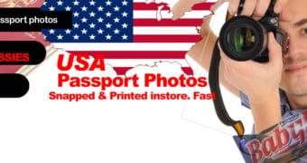 We snap US Passport Photos & US Visa Photos