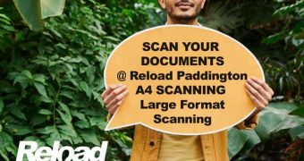 Scanning Service, Wide and large format scanning A0, A1, A2, A3, A4, A5