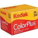 Kodak ColorPlus 200 Film Pack 135 (24 Exposures)