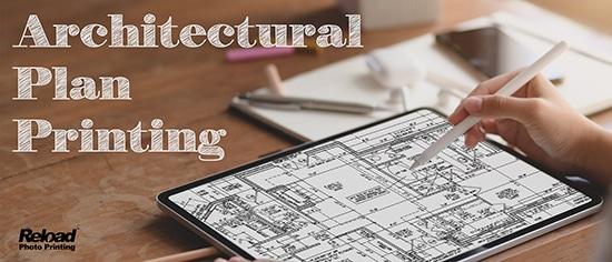 Architectural Plan Printing