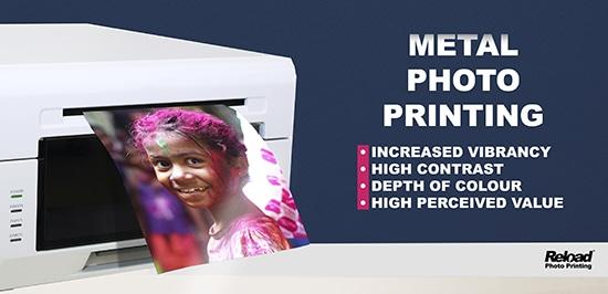 Metallic Photo Printing