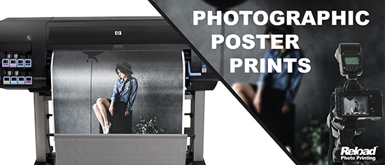Photographic Poster Printing