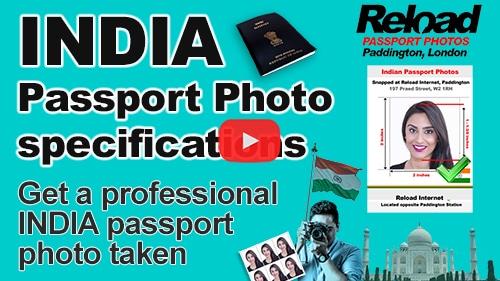 Indian Passport Photo