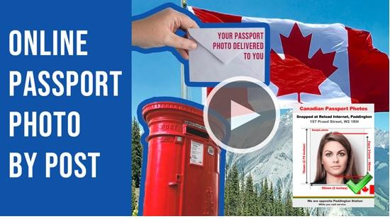 online Canada passport photo
