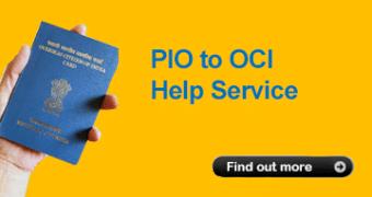 PIO to OCI Help