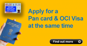 Can you apply for Pan and OCI at the same time? The OCI and PAN Package is now available in Paddington