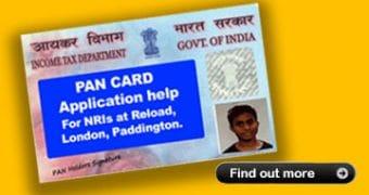 PAN Card Express Service